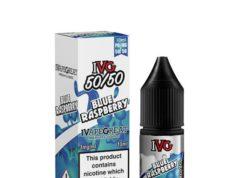 Blue Raspberry E-Liquid by IVG 50/50 Review